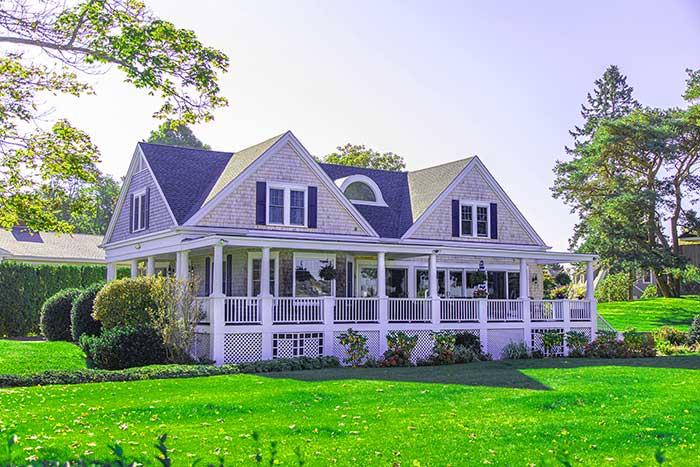 A nice 2 story family home