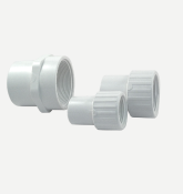 "Bushings convert 1"", 1-1/2"" and 2"" Slip x Slip to Thread x Thread. Bushings are sold individually."