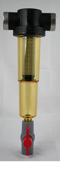 "3/4"" Hot Water Sediment Trapper Filter"