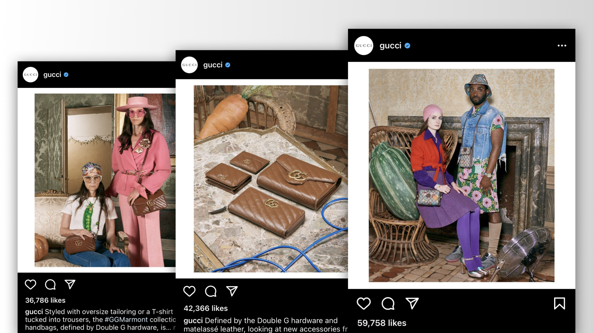 G & Co. is a luxury digital agency: Gucci is one luxury brand whose social media savviness has garnered millions of avid followers