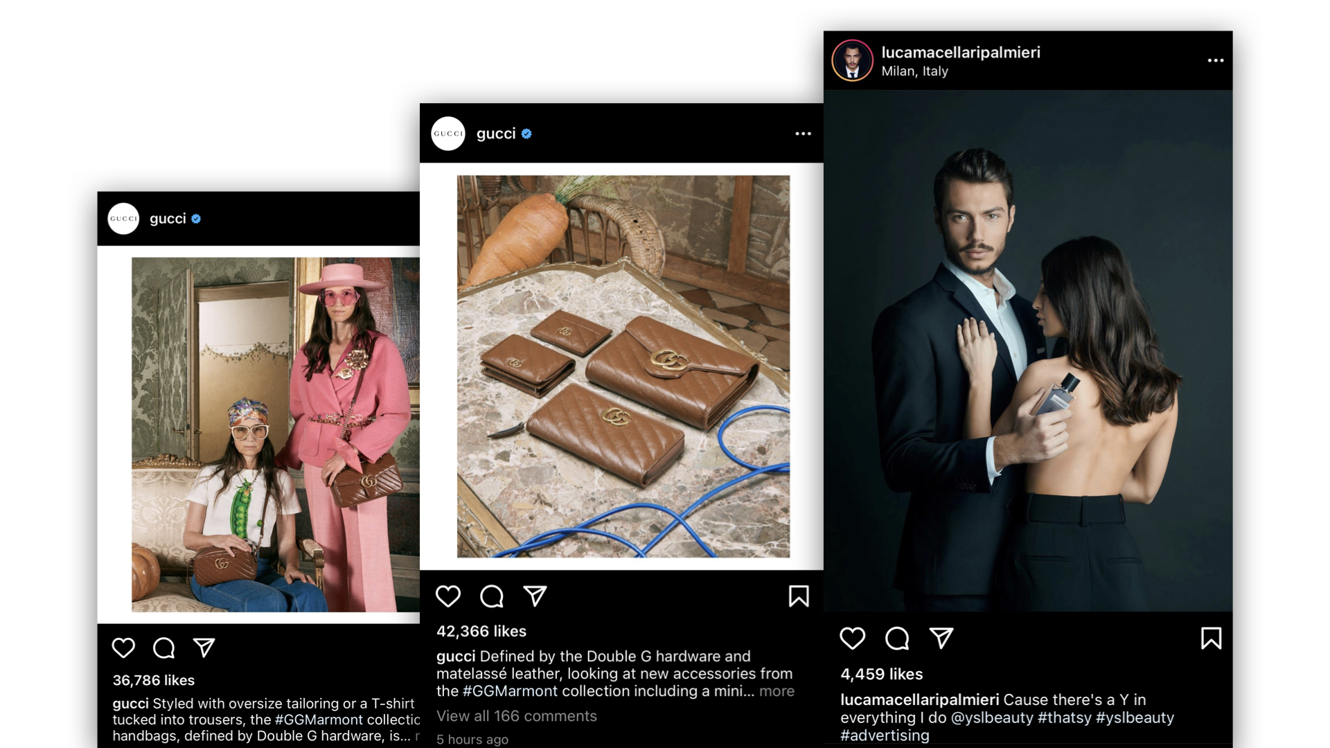 An advertising agency's take on Kering's marketing advertising strategy: Kering's social media savviness shows in its understanding of visual and personal appeal.