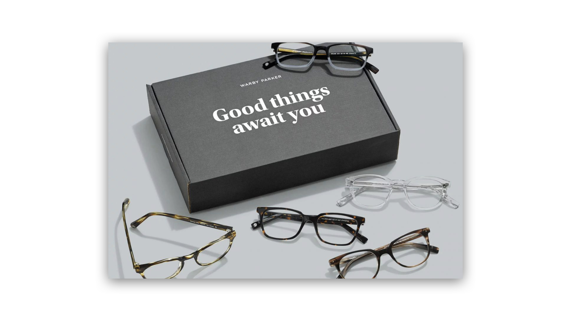 G & Co. is a DTC marketing agency: Warby Parker's Home Try-On Program is what sets it apart from traditional eyewear brands