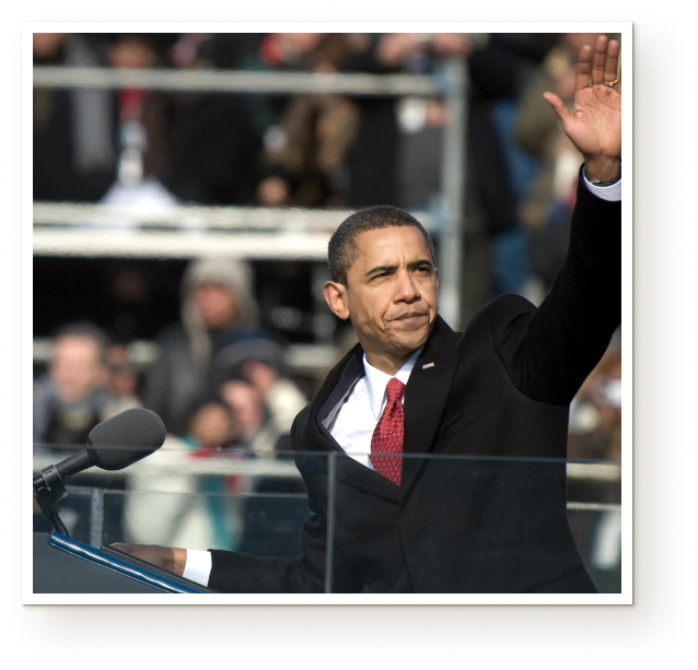 Barack Obama USA's First African American President