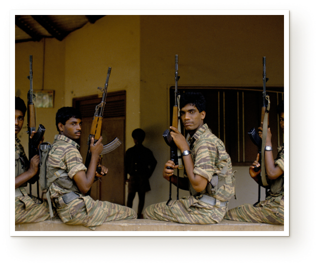 Sri Lankan Civil War Ends