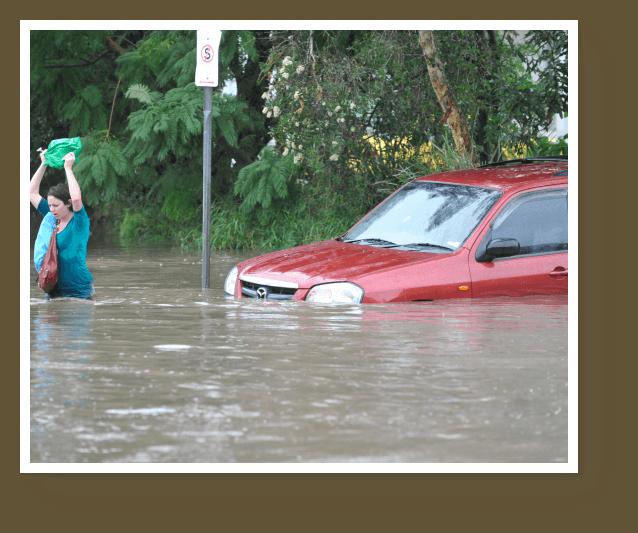 Queensland Flood Disaster