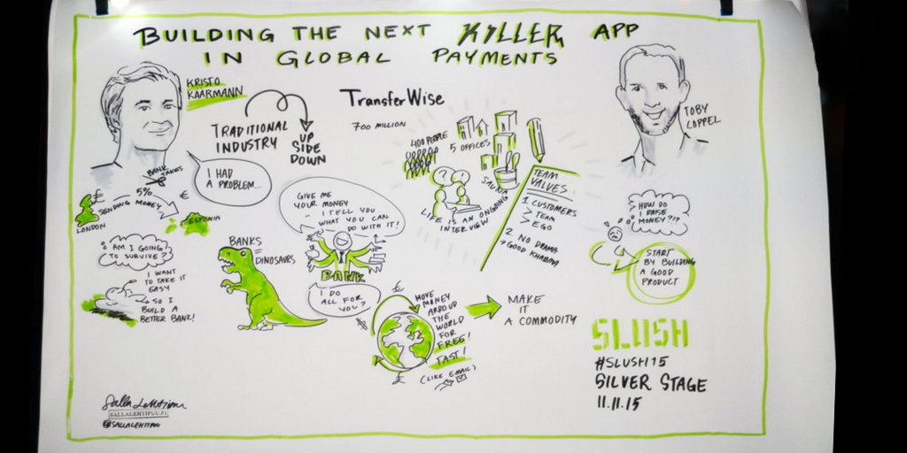 Building the Next Killer App in Global Payments