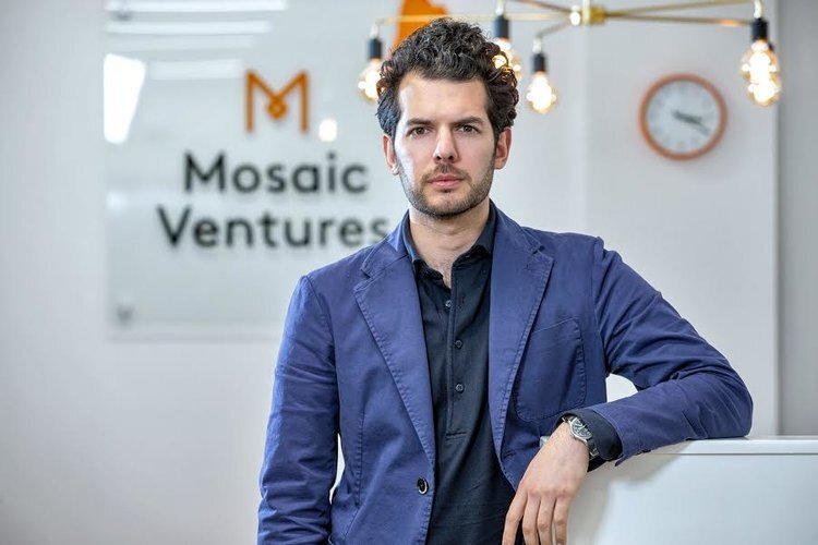 Introducing Mosaic's New Partner, Bart Dessaint