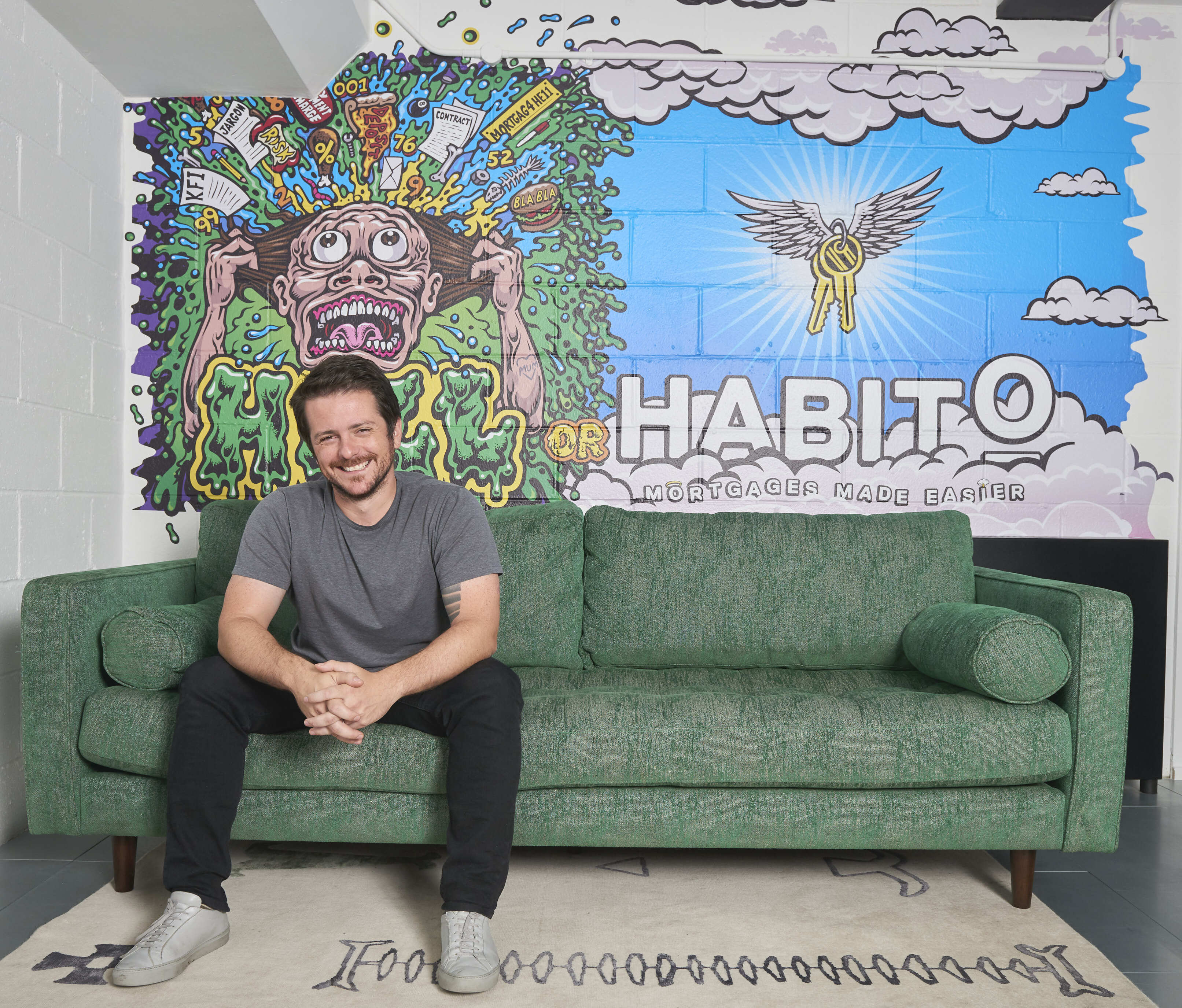 Q&A with Habito's Daniel Hegarty