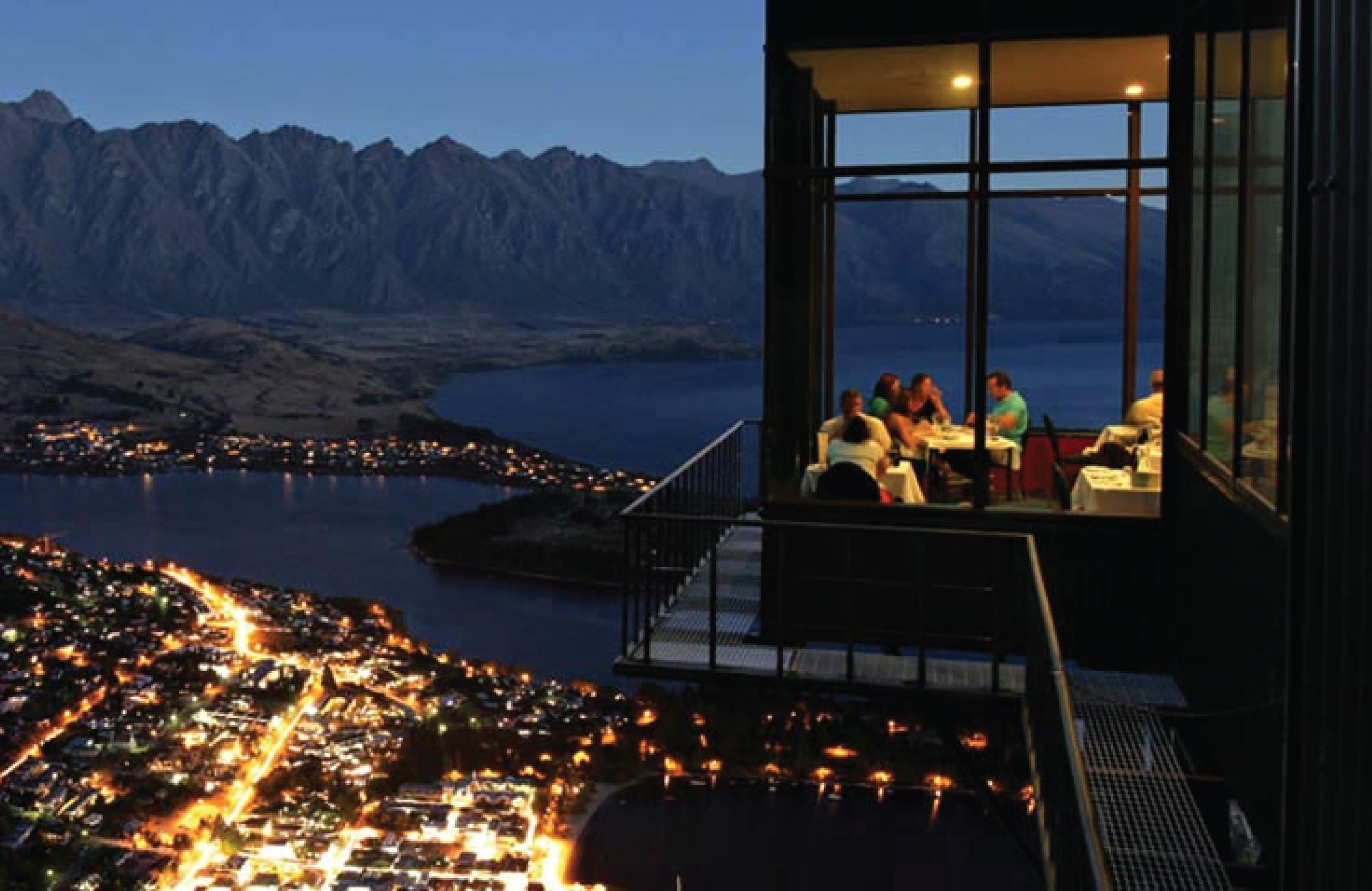 Location for the NZBSA dinner