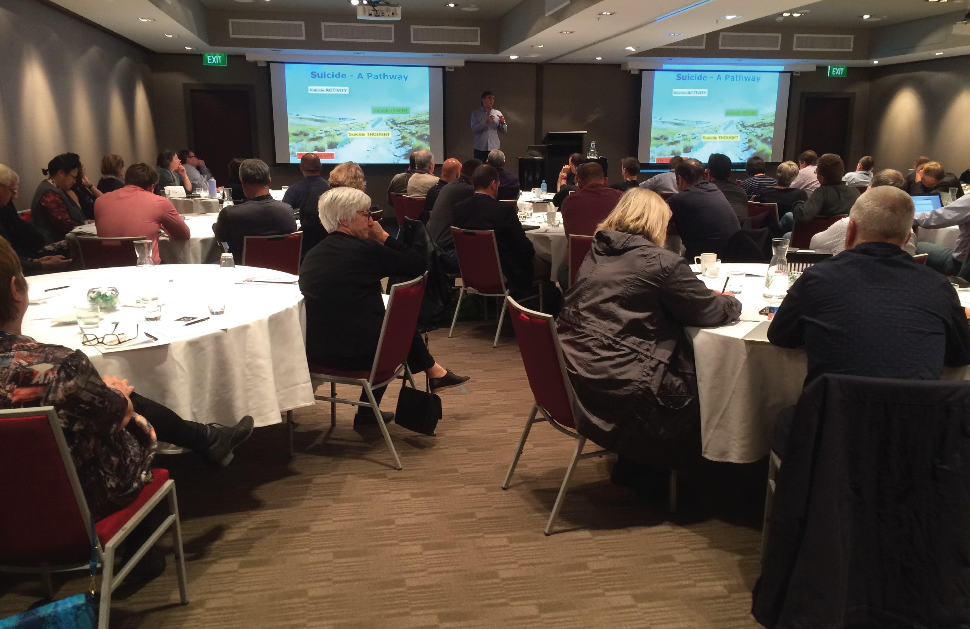 Presentation at NZBSA conference