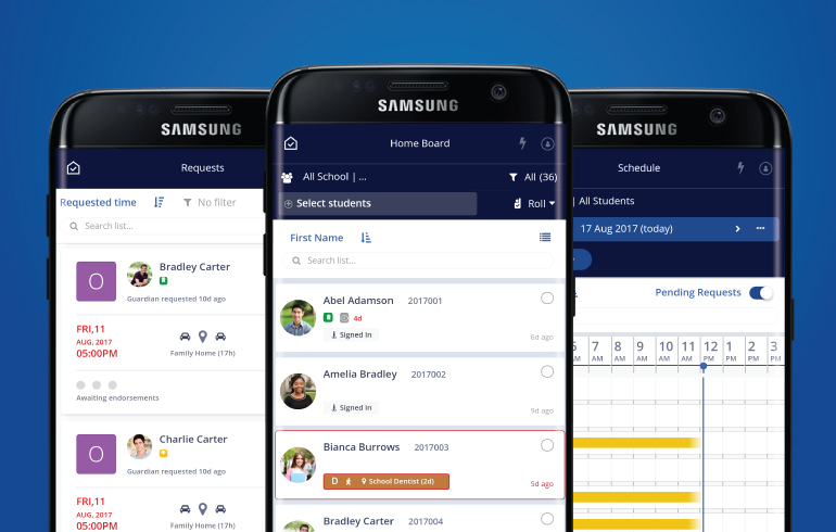 Boardingware Android App