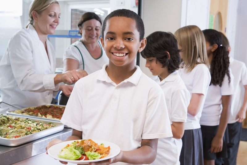 Student wellbeing can be maintained with healthy meals at boarding school.