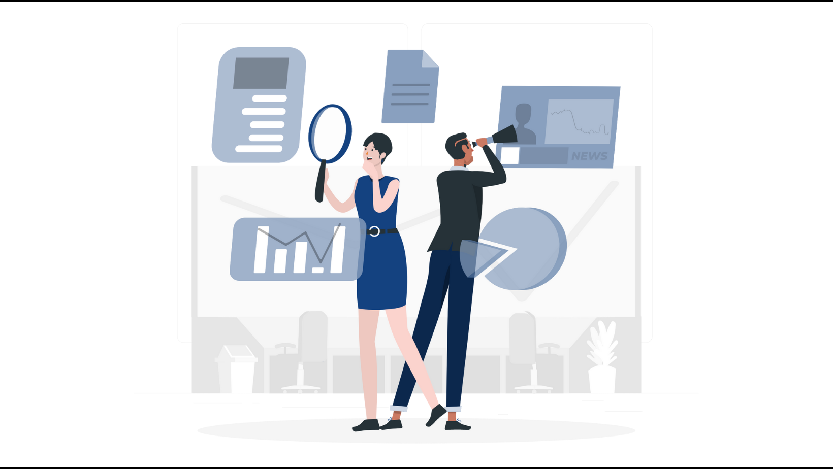 Data-driven culture | Designed by Freepik