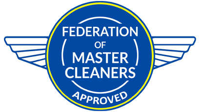 Federation of master cleaners certification.