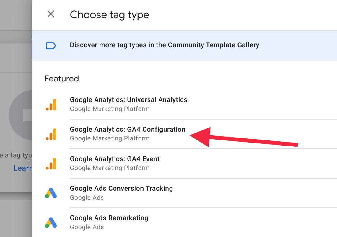 GA4 Configuration Tag in GTM | AZ Creates