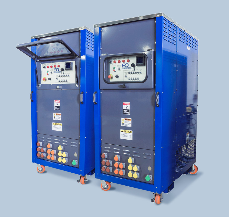 Electrical Load Bank Testing Equipment