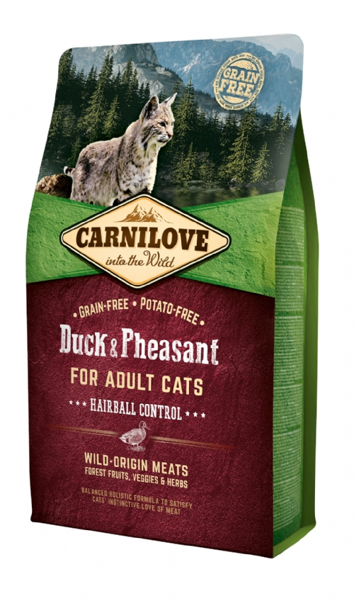 Carnilove Duck & Pheasant Cat