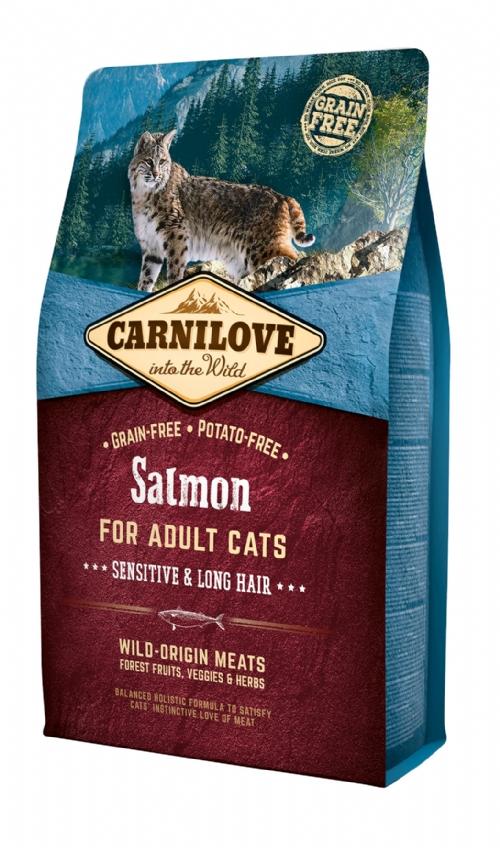 CARNILOVE Salmon Cat