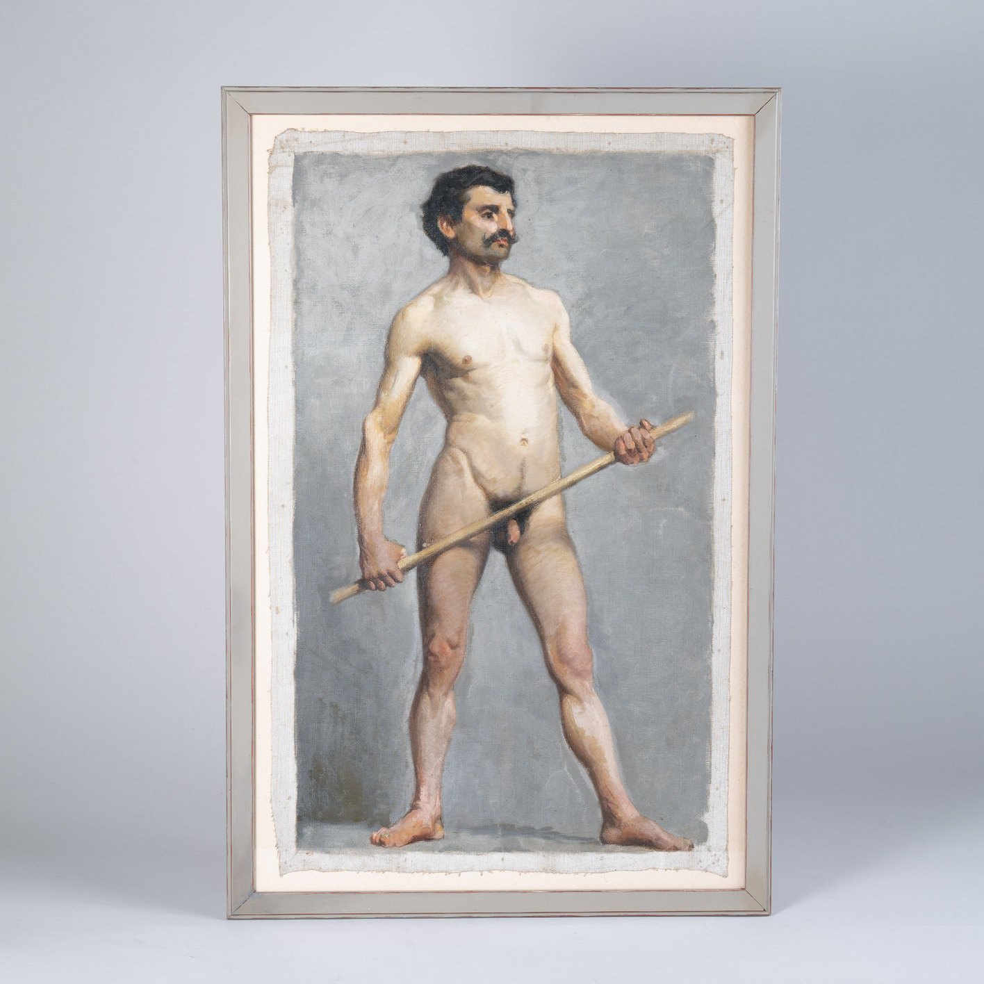Late 19th Century French Academy Painting