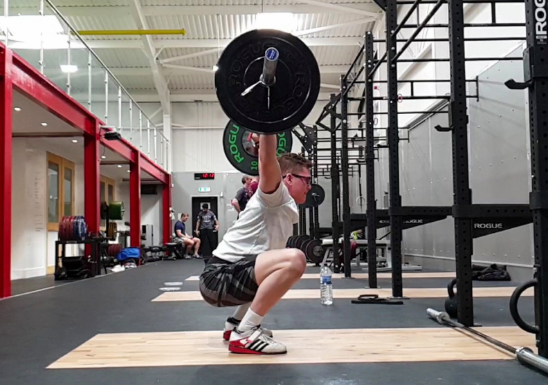 Will performing overhead squat
