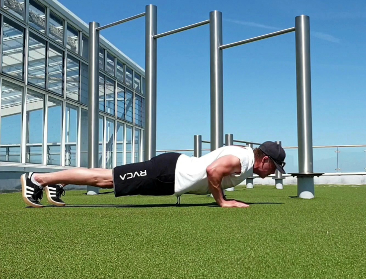 Will performing a pushup
