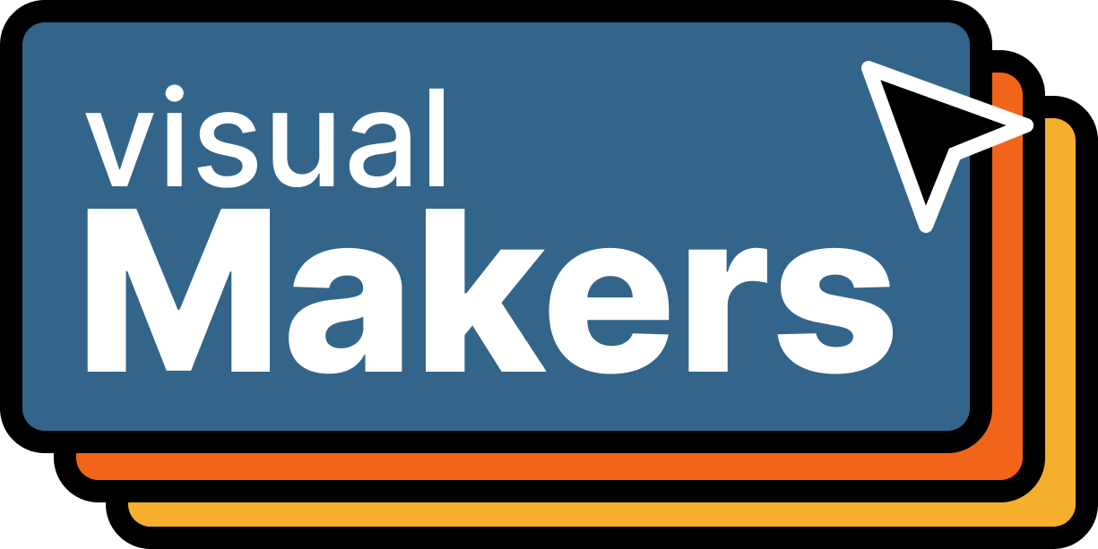 VisualMakers Logo