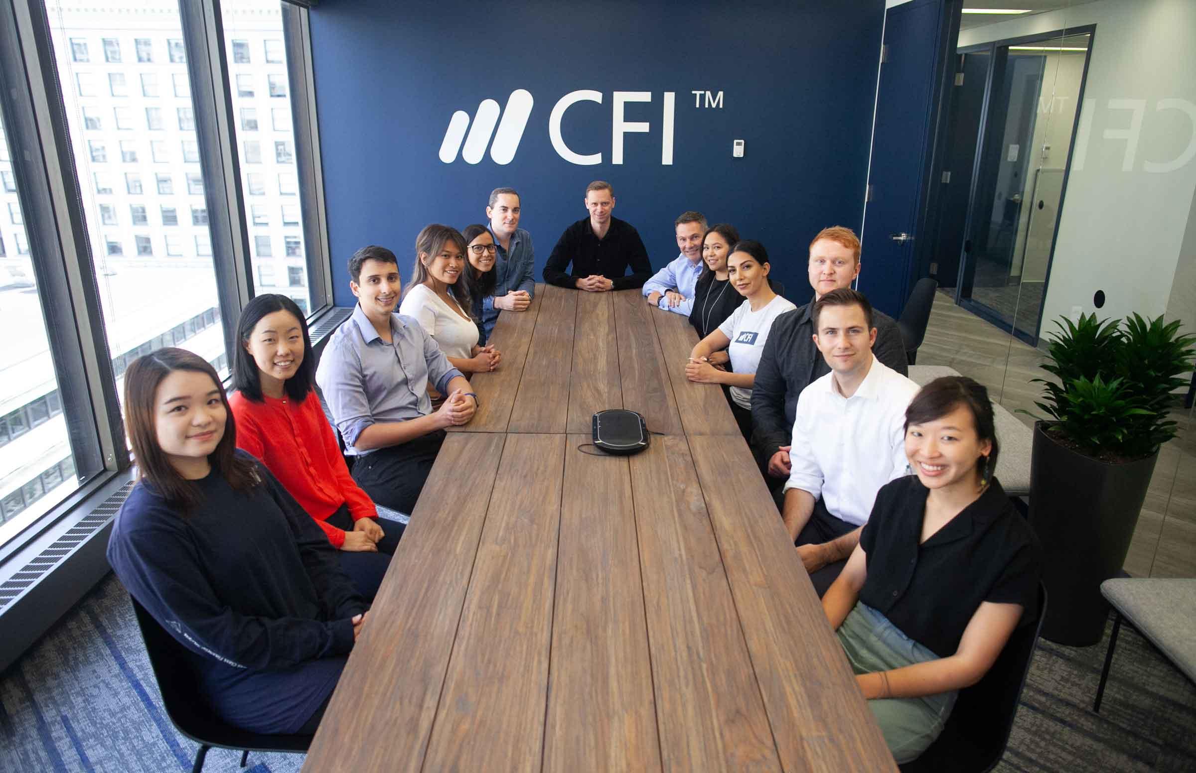 Corporate Finance Institute Team