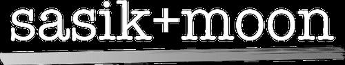 Sasik + Moon Logo