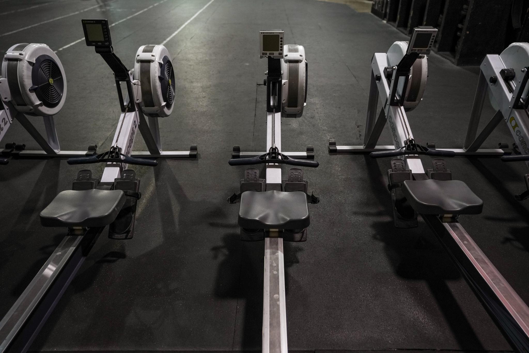 concept 2 row machine