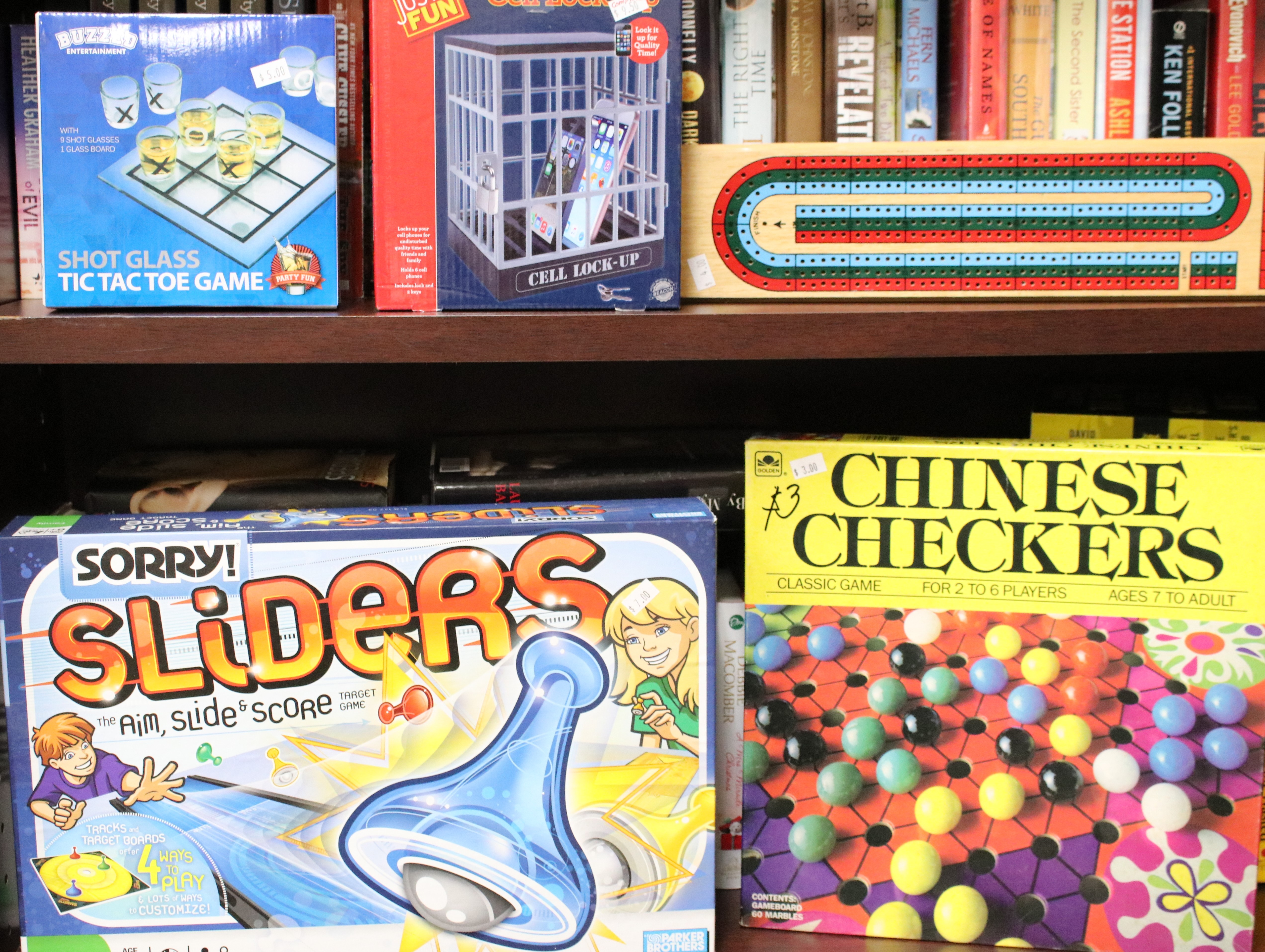 All Games (not Puzzles) Half Priced 2/22-27