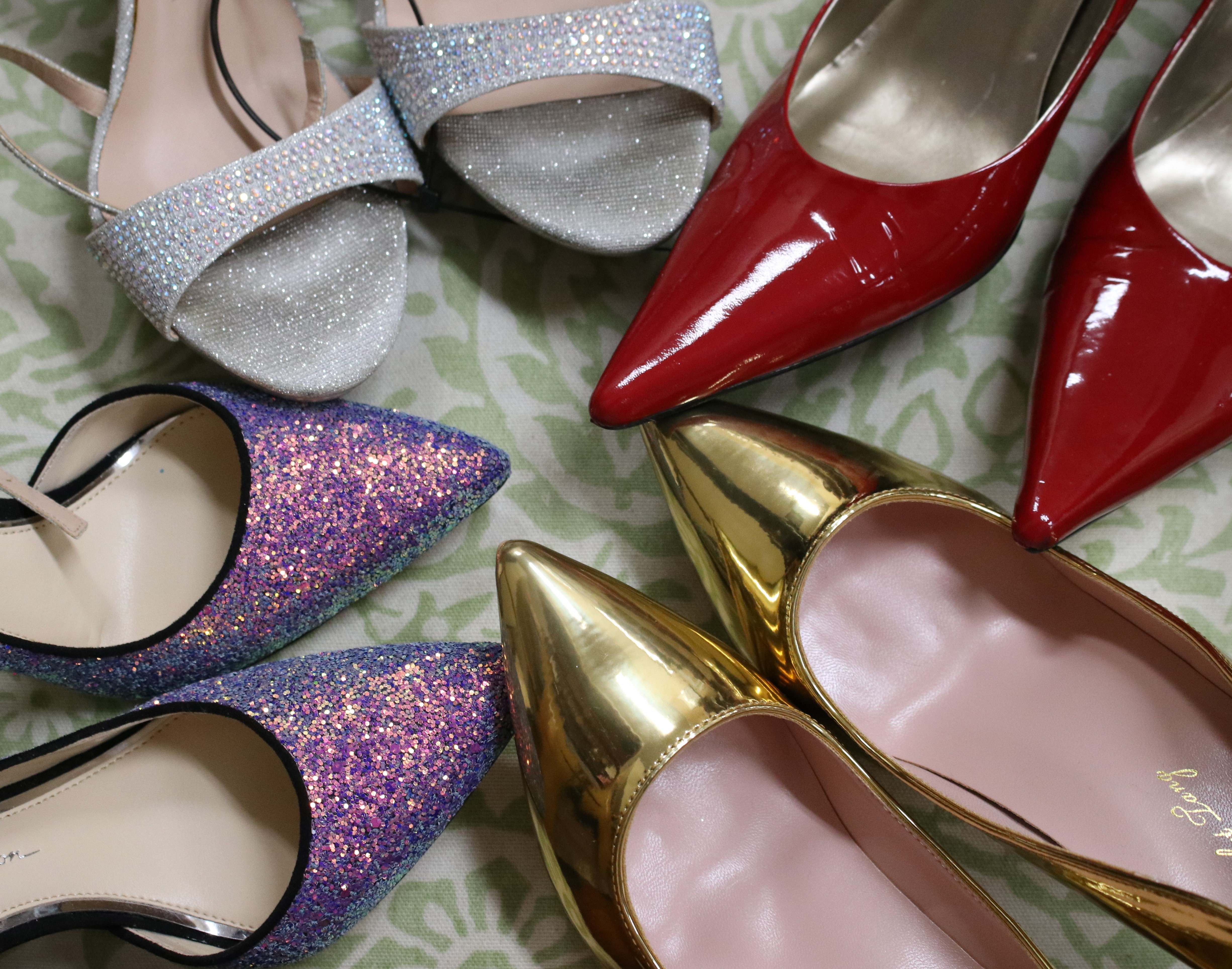 All Shoes 1/2 Price Week of 7/19-24