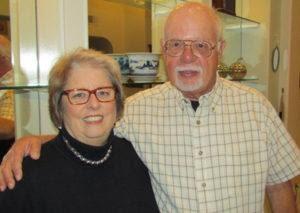 Barbara and Rich Bradham
