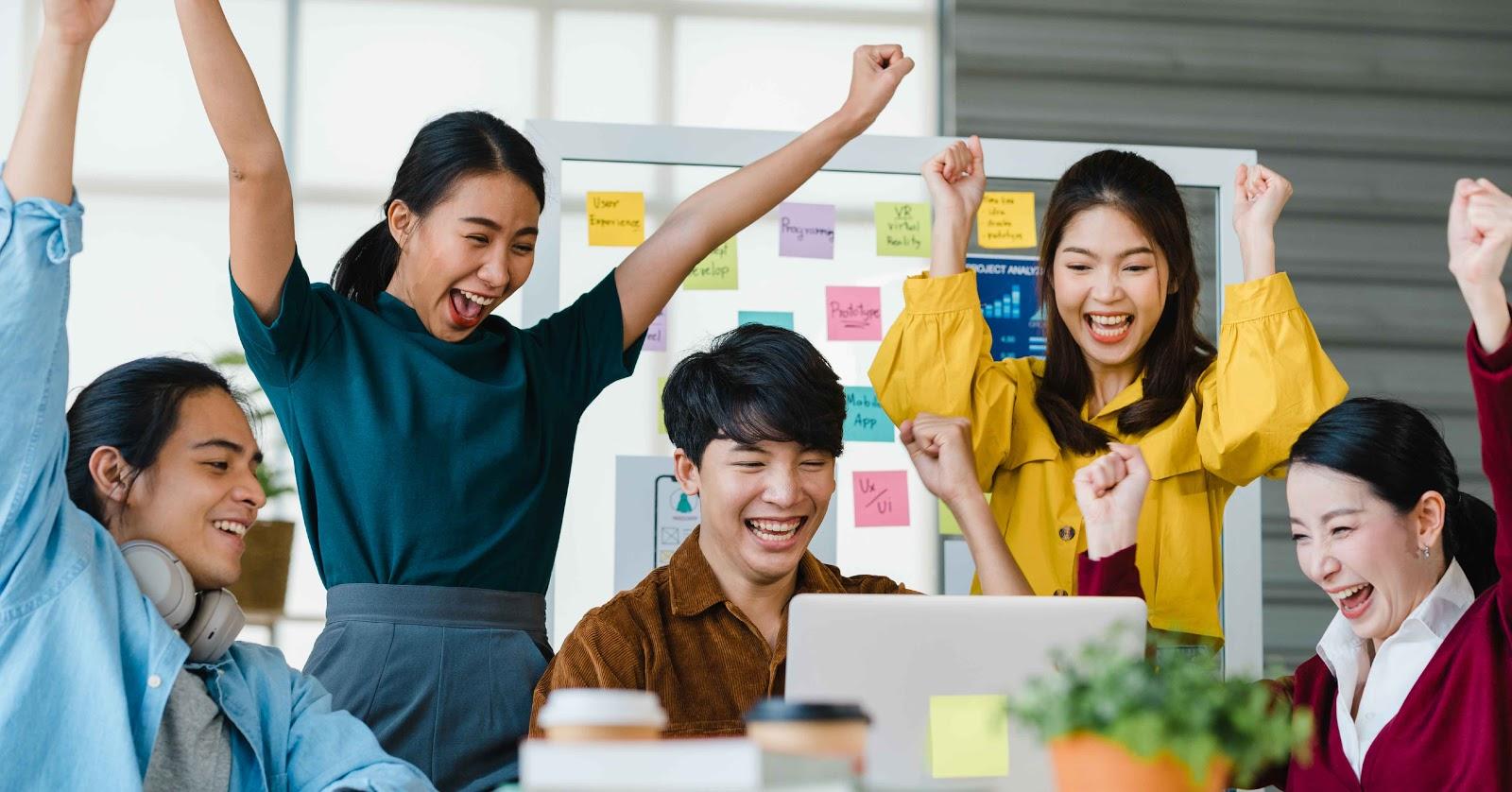 achieve the same goal to enhance team effectiveness