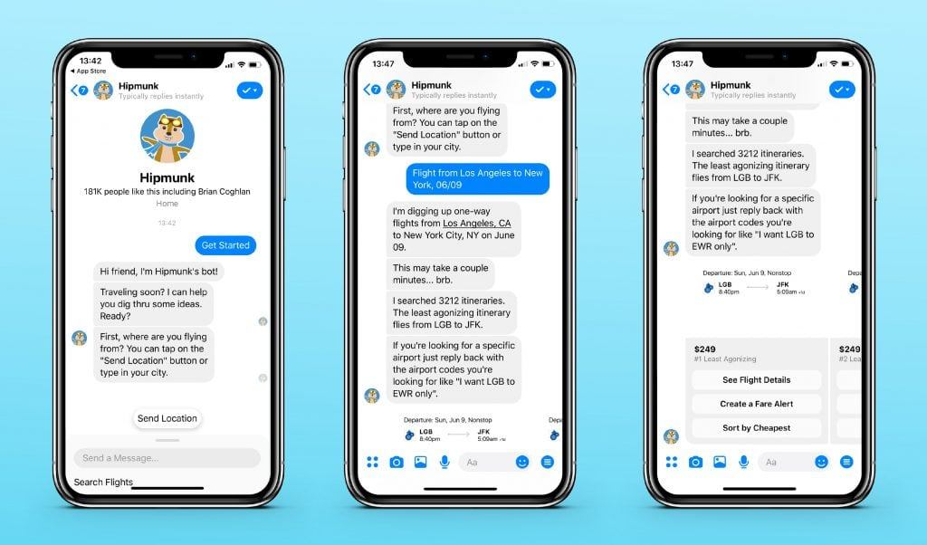 chatbot examples