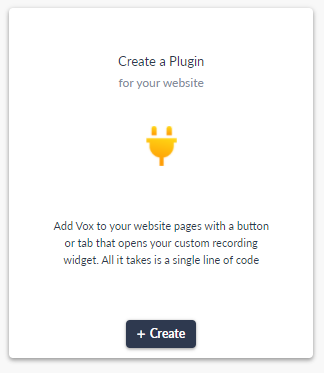 Install Plugin box in telbee with code snippets