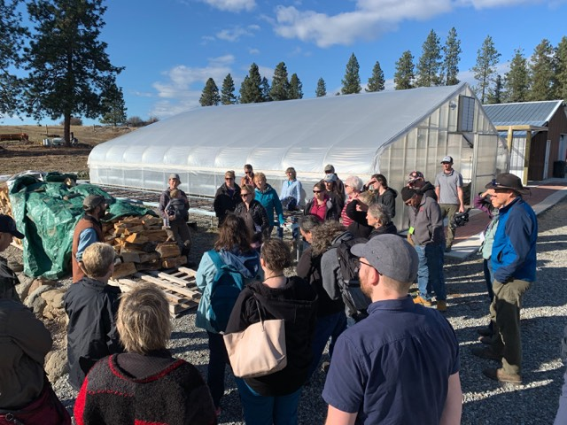 Spokane County Farm Tour accompanied by Singing Frogs Farm during our Annual Farm and Food Expo