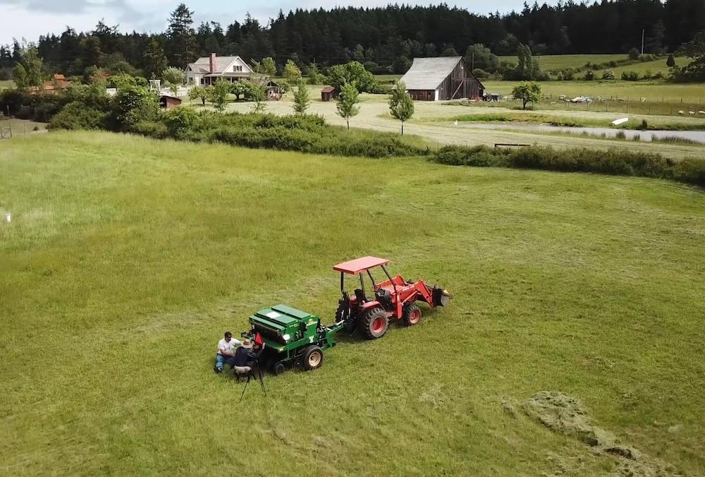 No-till Pasture Renovation Program