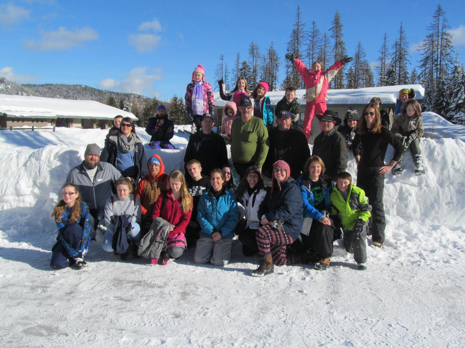 Snow Investigations Youth Education