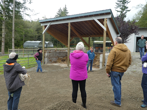 Sound Horsekeeping Workshop at cooperator's property