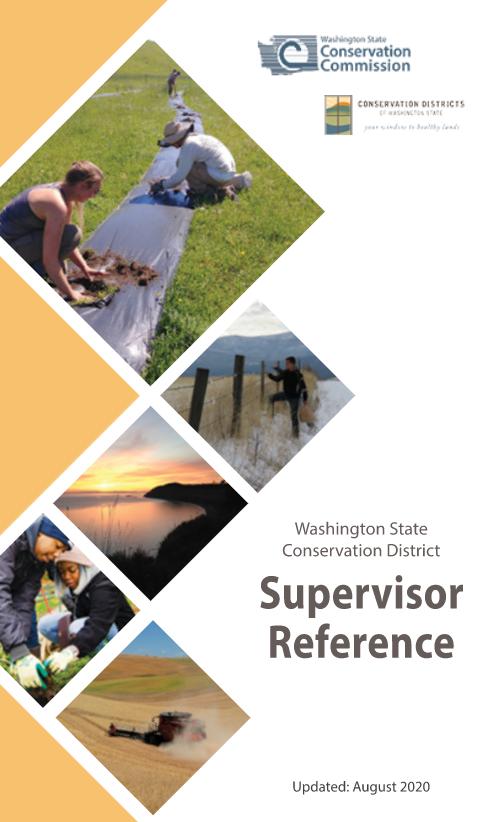 Supervisor Reference Cover