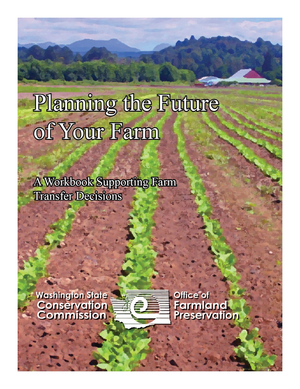 Planning for the Future of Your Farm Workbook