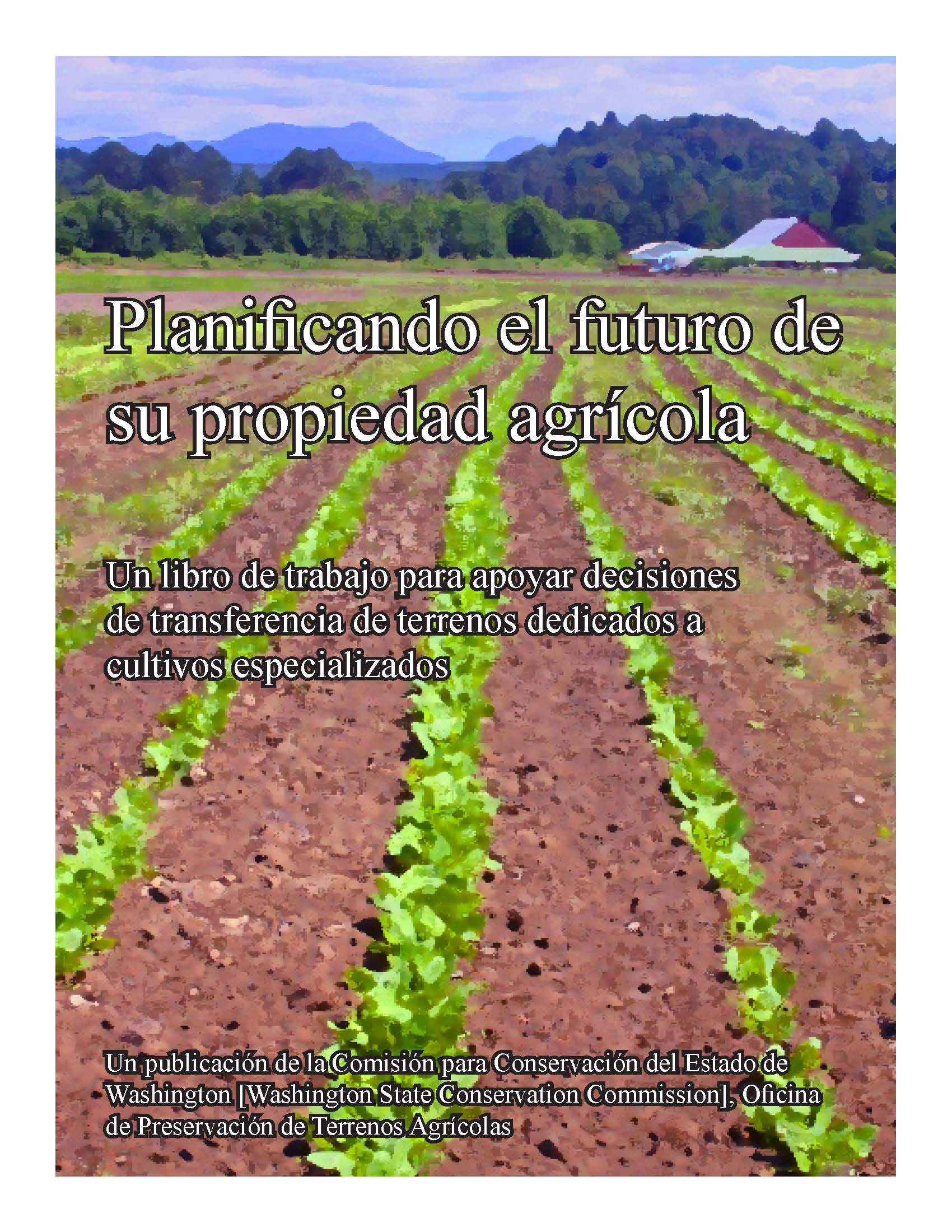 Spanish Planning for the Future of Your Farm Workbook