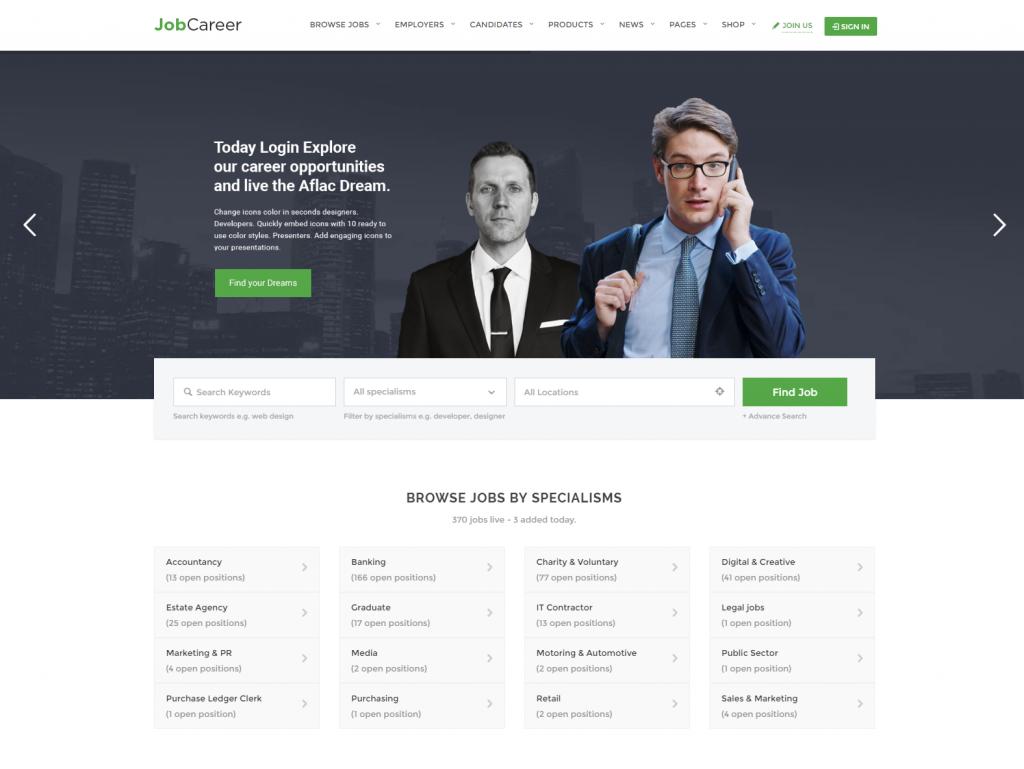 jobcareer-just-another-wordpress-site