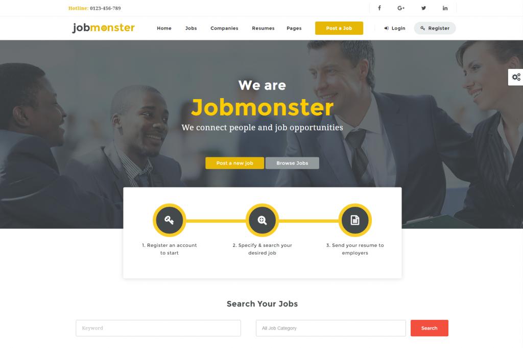 jobmonster-just-another-wordpress-site