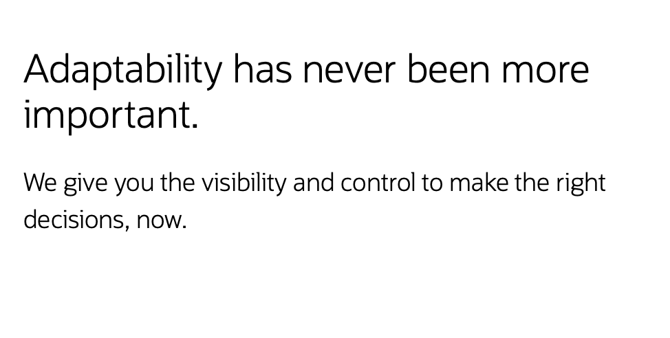 Adaptability quote