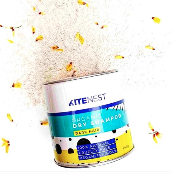 Kitenest organic dry shampoo
