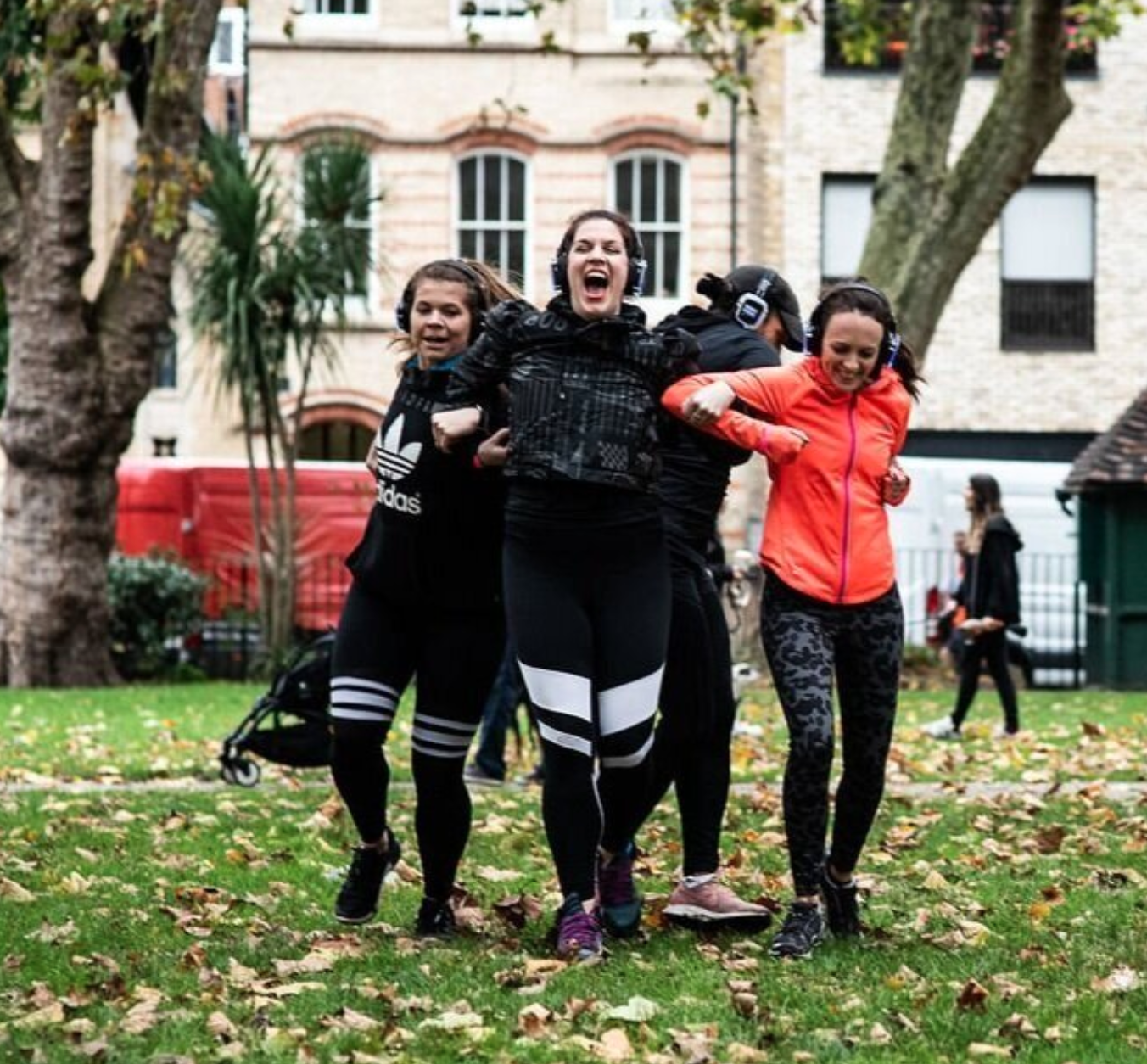 5 Outdoor classes to try in London (before we can go back to indoor classes)