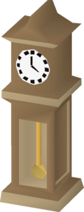 Oak clock - OSRS Wiki