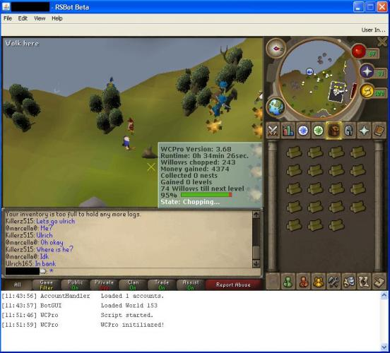Free Games For You: Rsbot Free runescape bot (Latest Version)