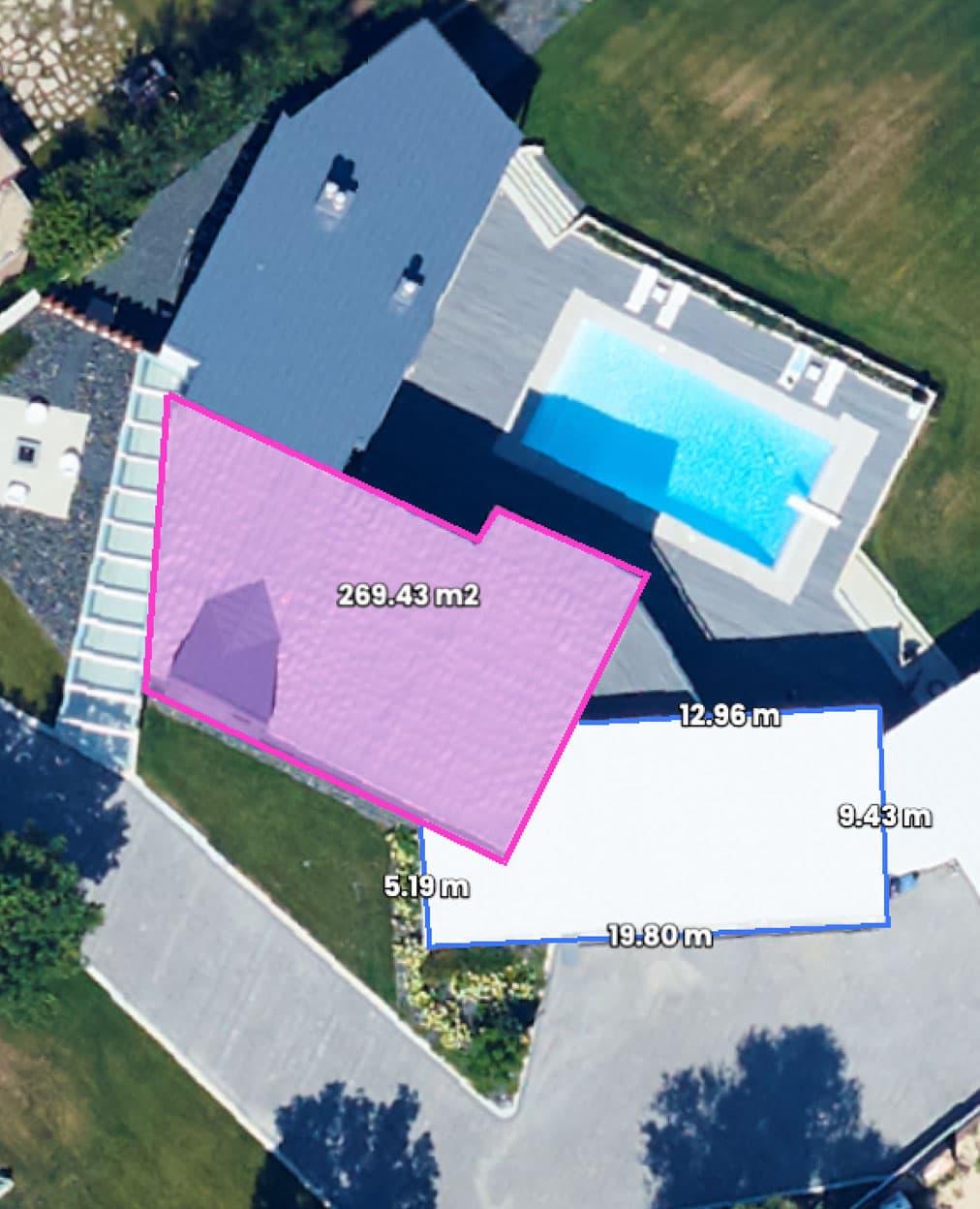 HD aerial maps